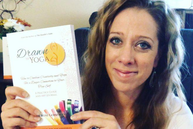 Try YogaDoodles at Tree of Life Yoga Studio