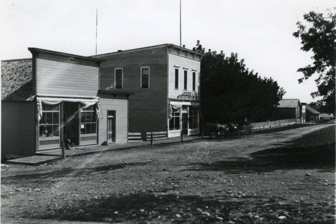 THIS OLD STORE: Fish Creek General Store/Fish Creek Market