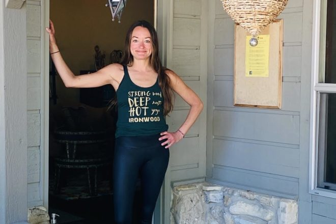 Finding Calm and Community at Ironwood Yoga