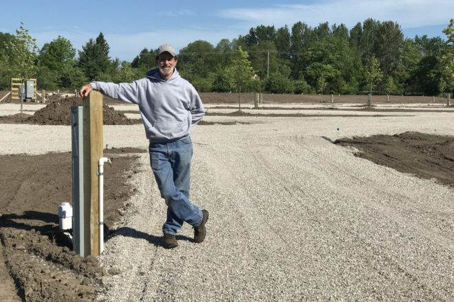 Dovetail Acres Campground Opening in July