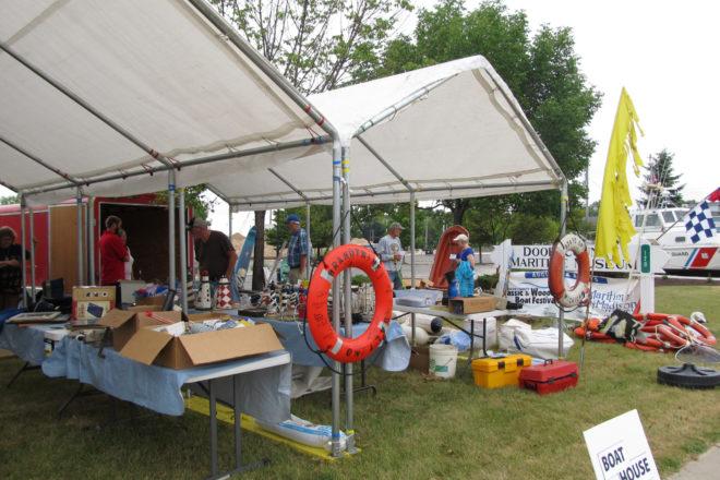 DCMM's Boathouse Sidewalk Sale July 30-31