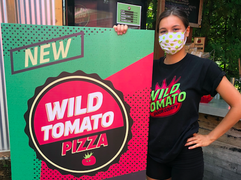Server of the Week: Sophie Gillis at Wild Tomato in Fish Creek