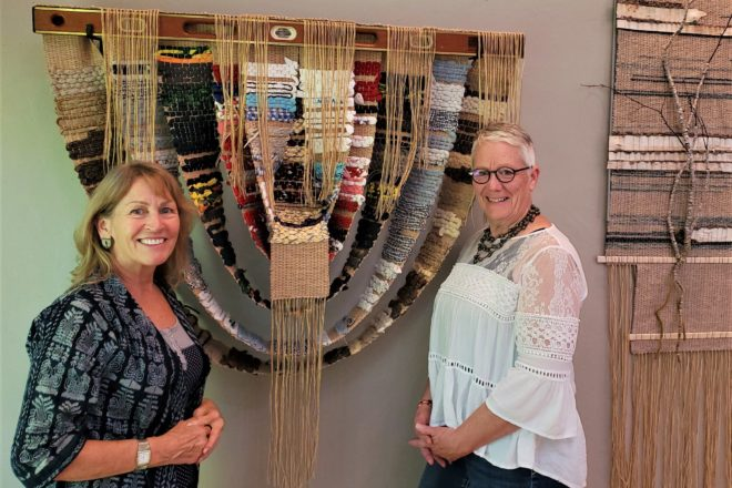 Wendy Carpenter: Using Textile Art to Facilitate Healing