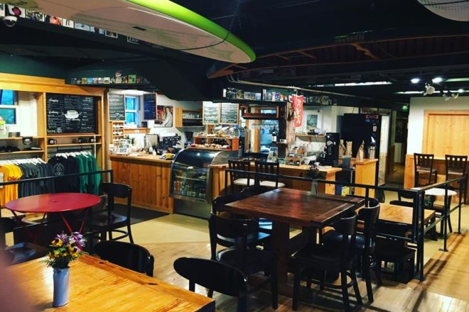 Base Camp Coffee Closes