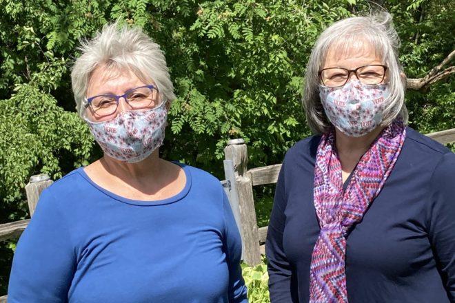League of Women Voters of Door County Celebrates Senarighi's Contributions
