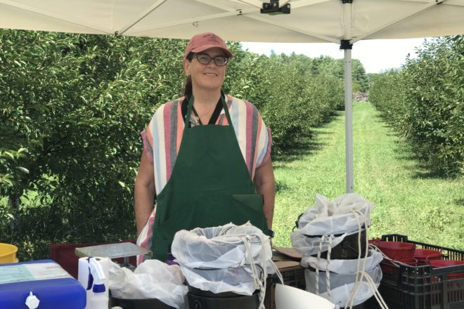 Server of the Week: Julie Ricks at U-Pick Cherry Stand