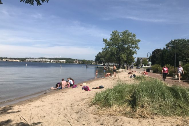 Beach Expansion Approved for Otumba Park
