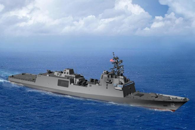 Fincantieri Bay Shipbuilding to Upgrade Shipyard Equipment