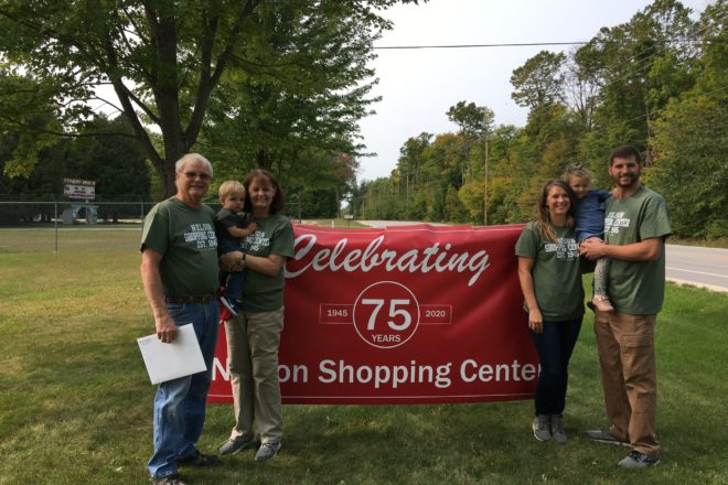 Nelson Shopping Center Celebrates 75 Years, Three Generations