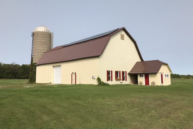 This Old Barn: A 150-Year-Old Egg Harbor Farm Goes Solar