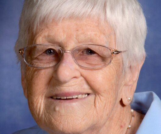 Obituary: Ruth M. Buschmann