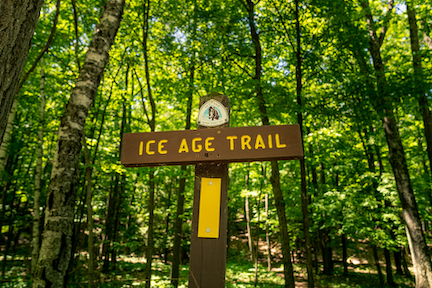 The Ice Age Trail: Door County's 'Living Museum'
