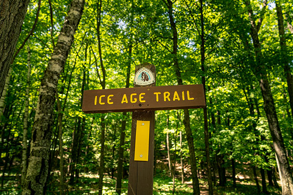 Hiking Event Celebrates Ice Age Trail Designation