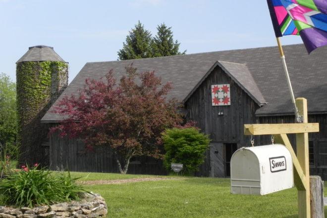 This Old Barn: Sievers School of Fiber Arts Barn