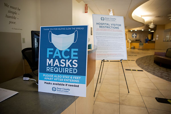 Hospital, City, County Issue Joint Statement Asking for Community Help Fighting Pandemic