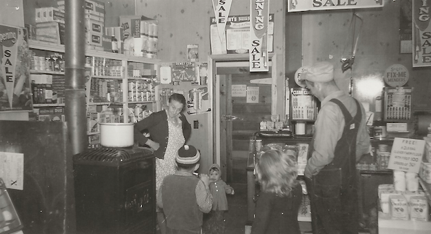 THIS OLD STORE: Englebert's Clover Farm Store Was A Fixture in Forestville