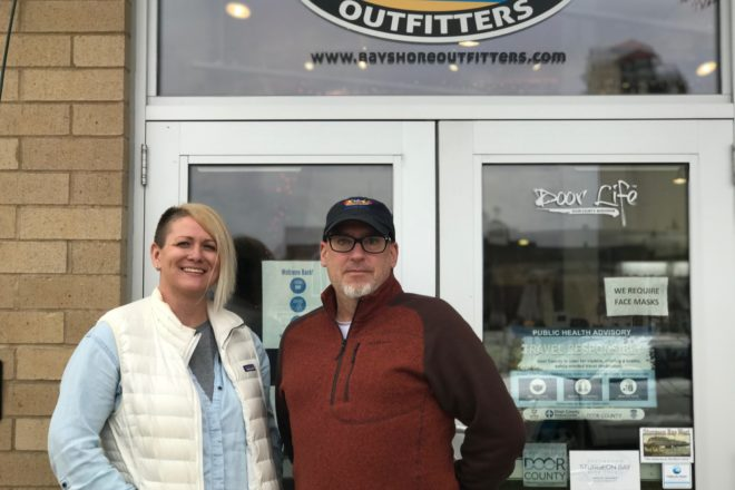 Preparation and Opportunity Meet for Bay Shore Outfitters