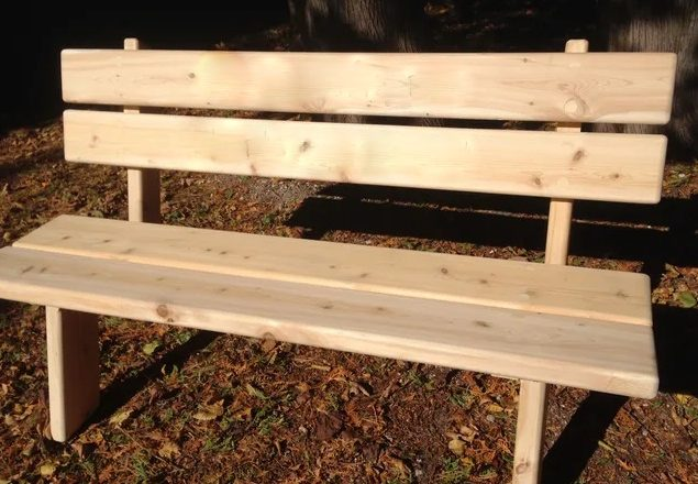 Donors Can 'Name' a Bench Near New Eagle Tower