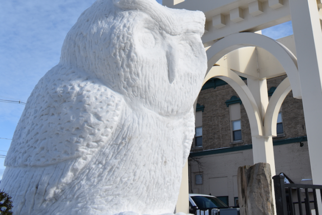 Don't Miss Fire & Ice Festivities Feb. 12-13