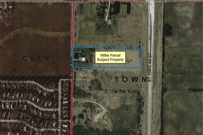 City Prepares to Annex Storage Facility Development