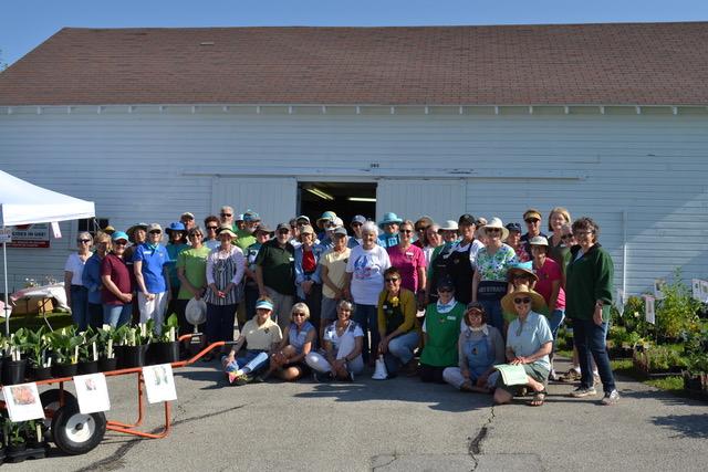 Thank Master Gardener Volunteers on April 7