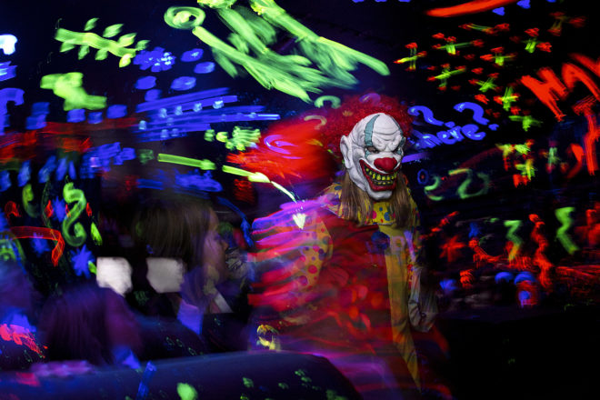 Haunted Mansion Shuts Down