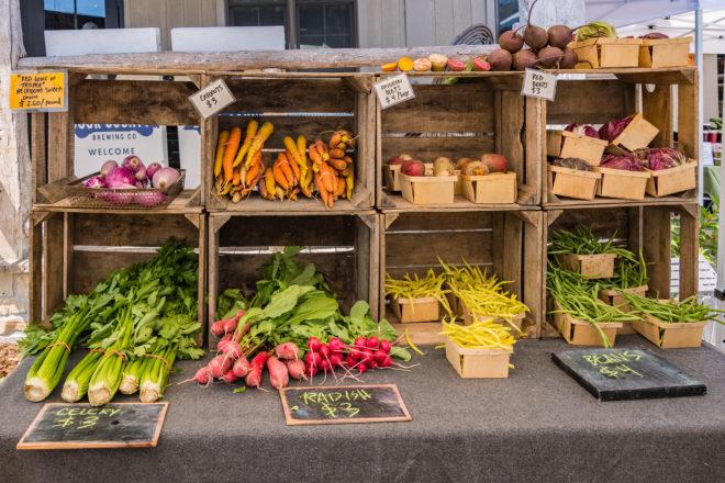 Seven Farmers Markets Ready to Go
