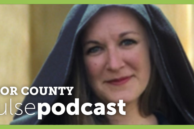 PODCAST: Celebrating Star Wars Day with Lauren Ward