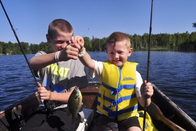 WILD THINGS: Free Fishing Weekend a Great Time to Hook New Anglers