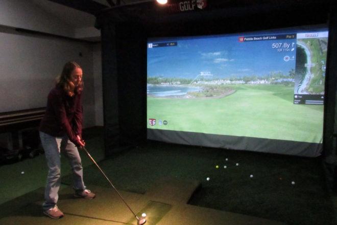 Indoor Golf Makes Egg Harbor a Year-round Golf Destination