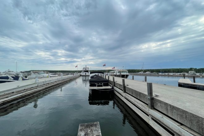 Town of Gibraltar Sues Alibi Dock over Alleged Town Dock Issues