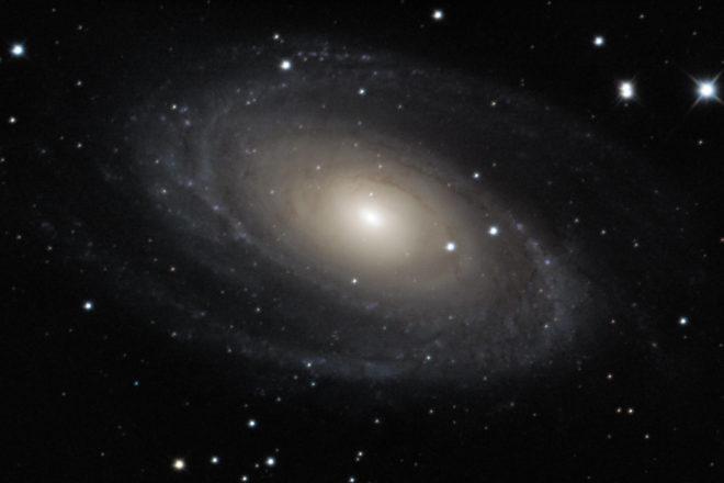 GALAXY GAZING: Spring Galaxies: M81, Bode's Galaxy