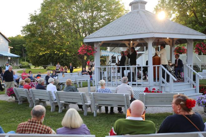Birch Creek's Big Band Jazz Swings Again