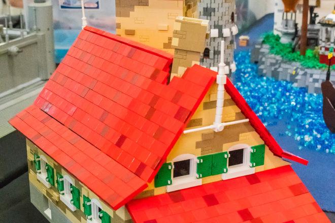 Door County in Miniature: Adult LEGO fans showcase Door County creations