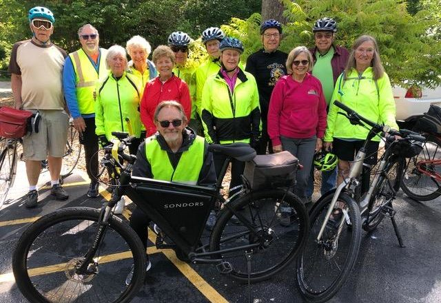 The Backroads Bicycle Club
