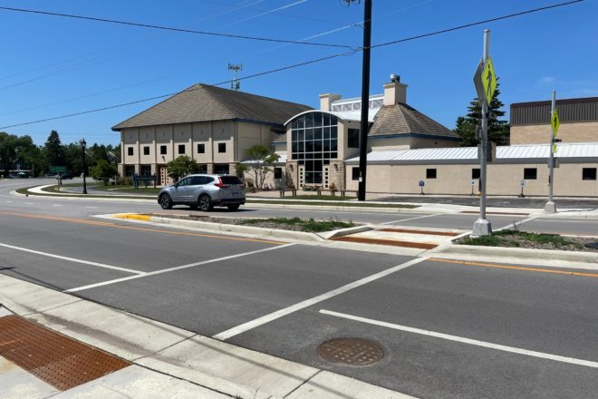 Finding Room to Grow: Auditorium presents plan for Fish Creek Grill property