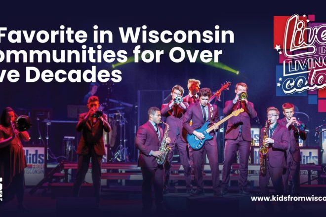 Kids From Wisconsin Light Up Peg Egan PAC July 26