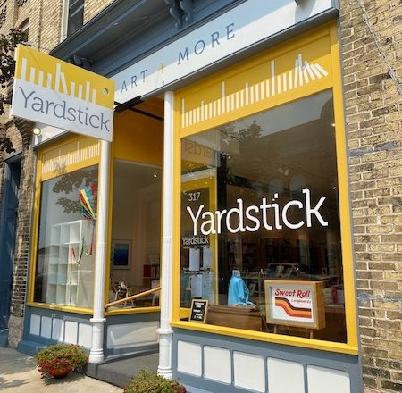 Indie Bookstore Tour: Finding Something New at Yardstick Books