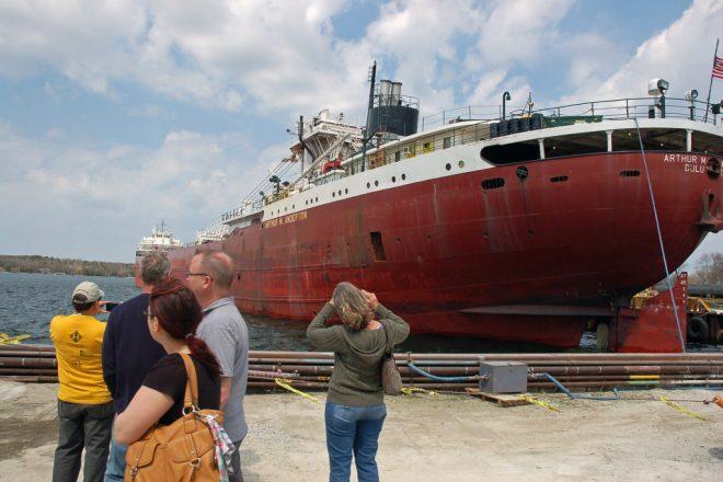 Shipyards Open Their Doors Sept. 11