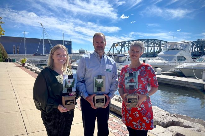 New Slant for DCEDC Awards: Bexell, Fuller and Ferry Line honored