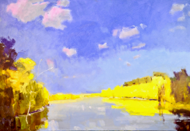 'Contemporary Landscape' Completes Hardy Gallery's Season