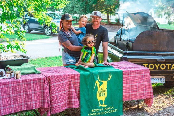A Jamaican Pop-up at Husby's