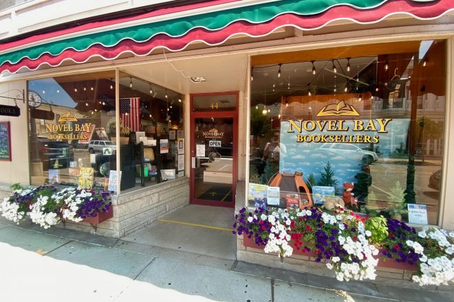 Indie Bookstore Tour: Cultivating Community at Novel Bay Booksellers