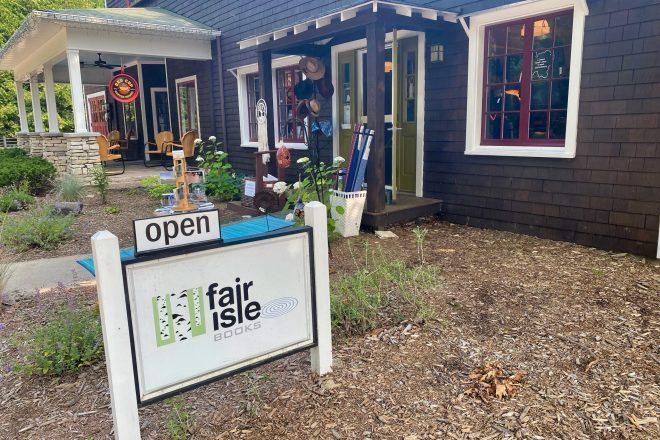 Indie Bookstore Tour: Fair Isle Books