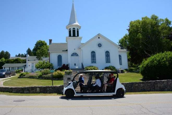 Learn about Ephraim's History on Tram Tours