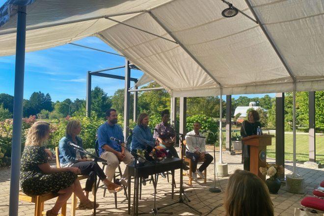 2021 Washington Island Literary Festival Concluded Sept. 18