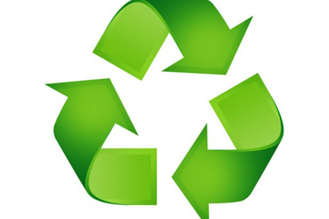 DID YOU KNOW? The three-arrow recycling symbol doesn't mean a product is recyclable?