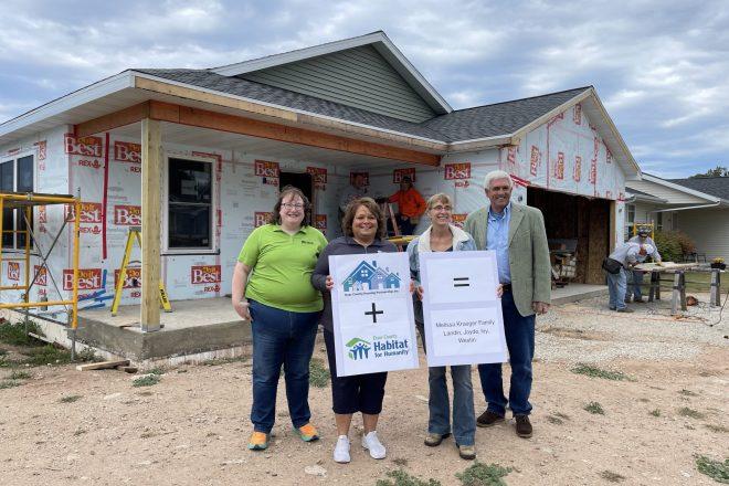 New Partnership Bridging Housing-Affordability Gap: Door County Habitat for Humanity announces new homeowner selection