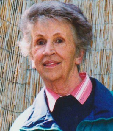 "Obituary: Mildred ""Joey"" Lydia Radke"