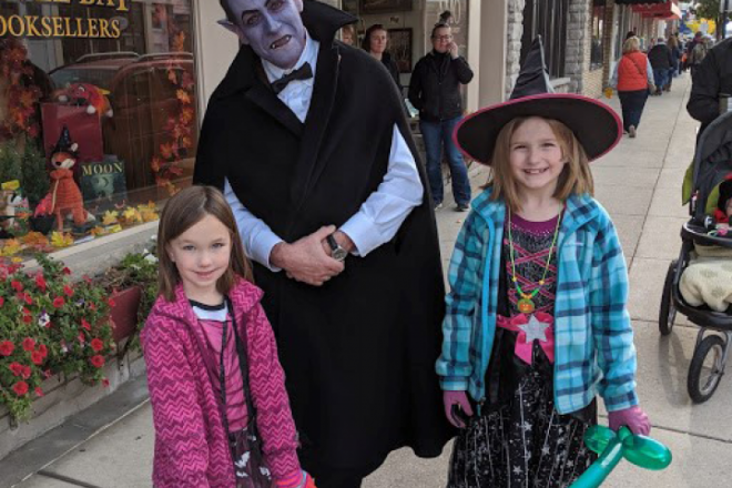 Thrills and Chills Brings Spooky Fun to Sturgeon Bay